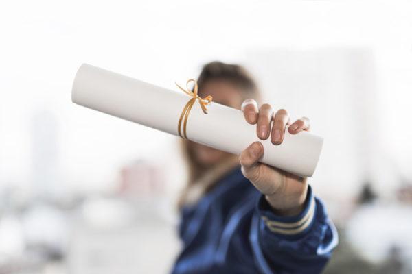 Nima diploma garantie